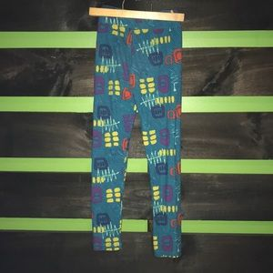 Lularoe cosmic leggings